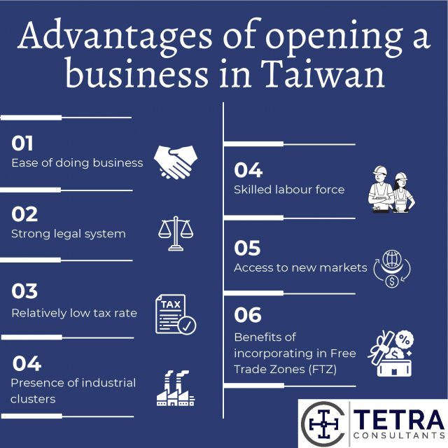 opening-a-business-in-taiwan-advantages